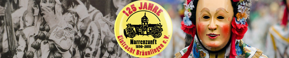 Narrenzunft Eintracht Br�unlingen - Stadthansel
